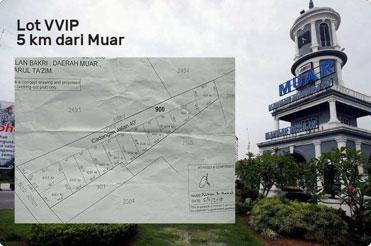 Kg Teluk Kemang, Muar, Johor.